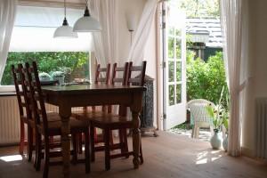 Efterste Diel: Vakantiehuisje te huur in Peasens-Moddergat