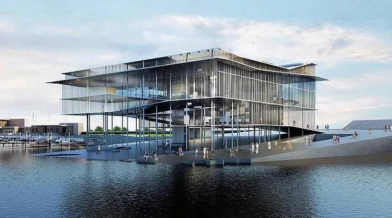 Werelderfgoedcentrum Lauwersoog